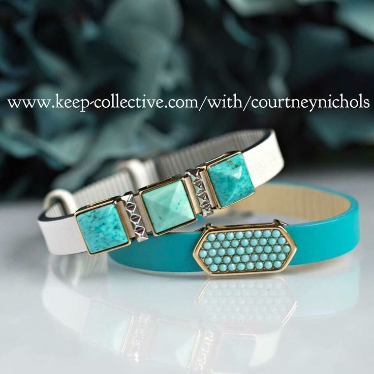 Love the teal and turquoise that is so popular now. Contact me to see pieces in person, host a social or place an order. www.keep-collective.com/with/jessicajames