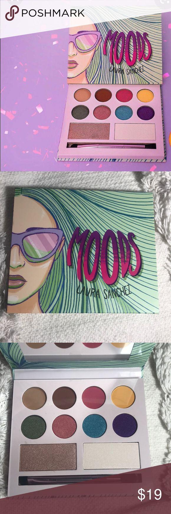 Laura Sanchez Moods Palette New Laura Sanchez Moods