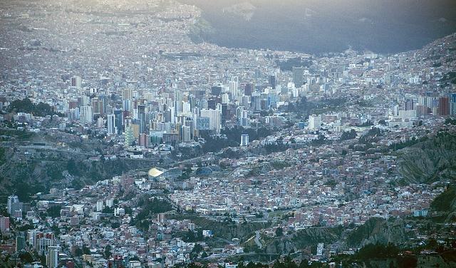City Center   Flickr - Photo Sharing! La Paz, BoliviaCities Center, Peace, Photos Shared
