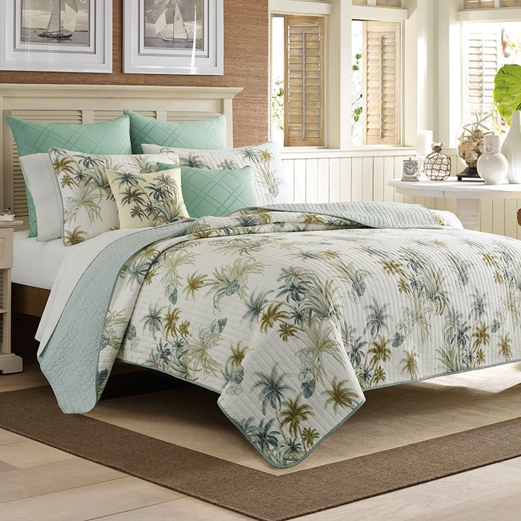 46 best tropical tommy bahama images on pinterest tommy bahama tommy bahama serenity palms quilt beddingstyle bedding bedroom bed tommybahama gumiabroncs Gallery