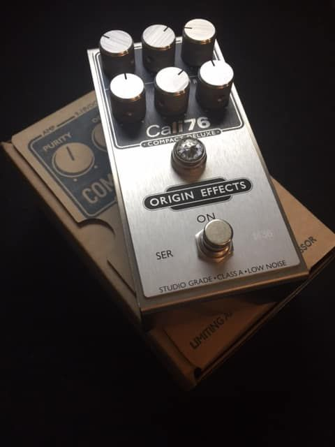 Origin Effects Cali 76 Compact Deluxe