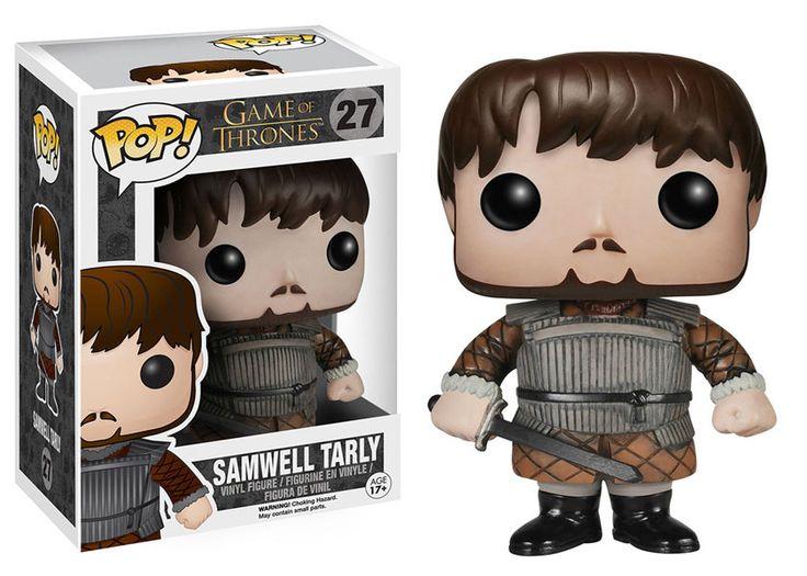 Game of Thrones Samwell Tarly Pop! Vinyl