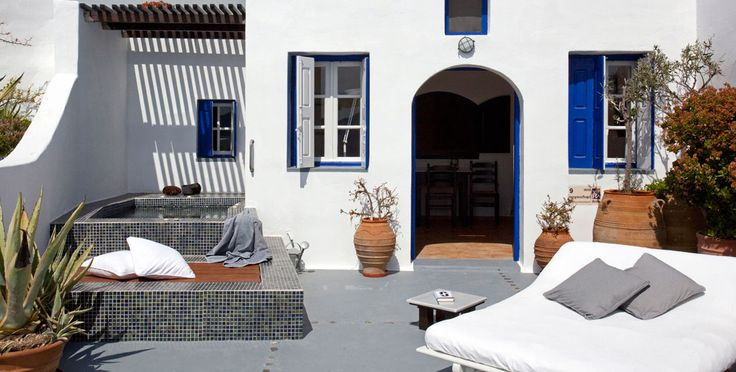 Santorini Luxury Hotel, Ikies Traditional Houses Oia (Ia) Santorini, Cycladic Islands .Suites, Apartments, Maisonettes And Studios To Rent With Private Balcony, Jacuzzis, Steamer And Swimming Pool