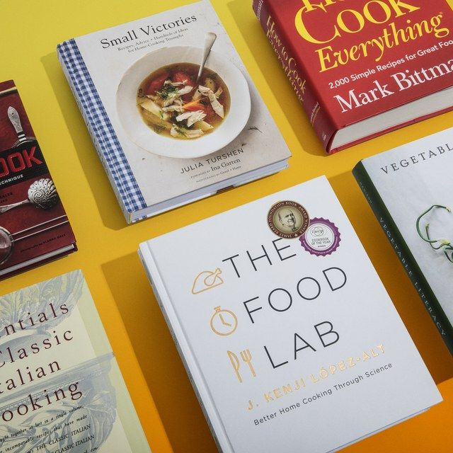 The Five Cookbooks You'll Keep Forever | GQ