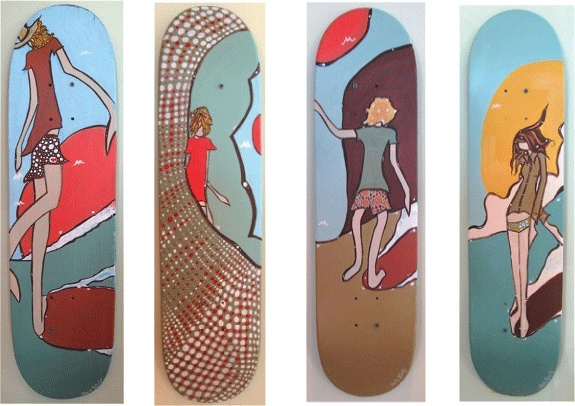 Andy Davis Art | Official Ando Site | Fine Art, Surfing, & Summer Love