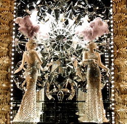 theunlimitedmagazine:    Bergdorf Goodman Holiday Window