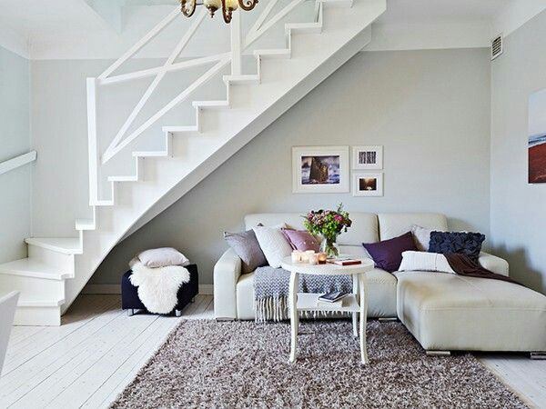 Best Under Stairs Seating Stairs In Living Room Big Living 400 x 300