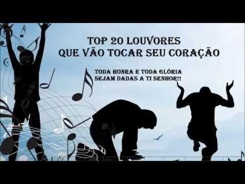 TOP 20 GOSPEL MAIS TOCADAS 2014 Atualizado