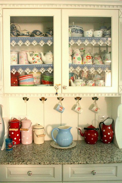Vintage kitchen collection