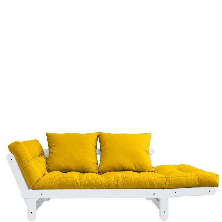 die 25 besten gelbe couch ideen auf pinterest senf. Black Bedroom Furniture Sets. Home Design Ideas