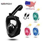 ﹩21.35. 180° HD View Full Face Anti Fog Scuba Swimming Diving Mask Snorkel for Gopro USA    Feature - Snorkel Mask- Panoramic Full Face Design, Compatible For - Diving, swimming, snorkeling and other underwater