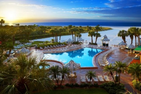 Sheraton Sand Key Resort Clearwater, FL