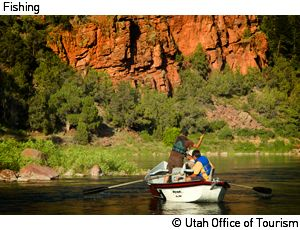 17 best images about places i want to work at on pinterest for Best fishing in utah