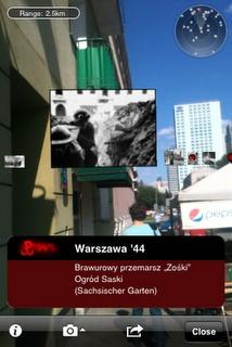 """3. """"Warszawa 44"""" - Muzeum Powstania Warszawskiego i Layar"""