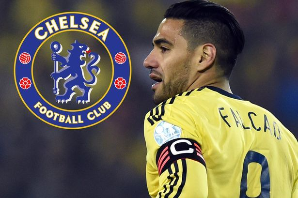 Done deals! Falcao joins Chelsea.