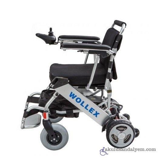 Wollex W807 Magic Akülü Tekerlekli SandalyeDünyanın en hafif akülü sandalyesi