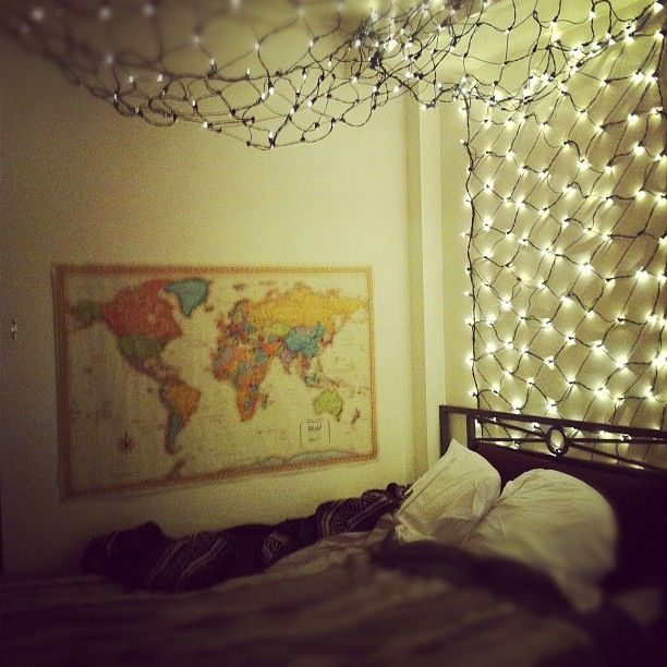 Bed Canopy With Lights 1000+ images about canopy bed on pinterest | make a bed, canopy