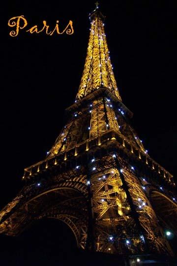 Eiffel Tower: Favorite Places, Places I D
