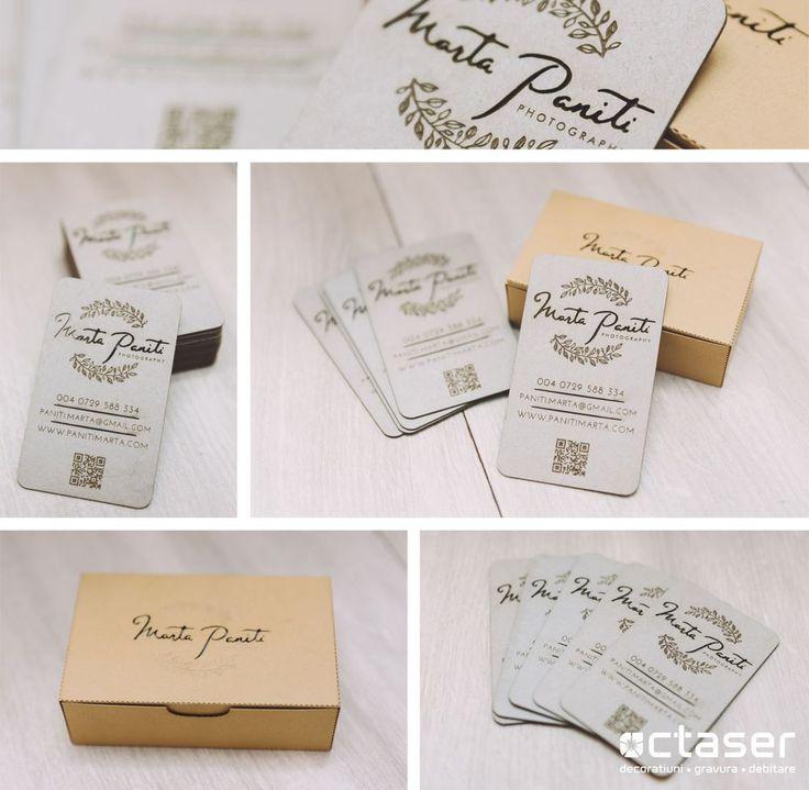 carti de vizita lemn gravura laser carti de vizita Carti de vizita decupate…