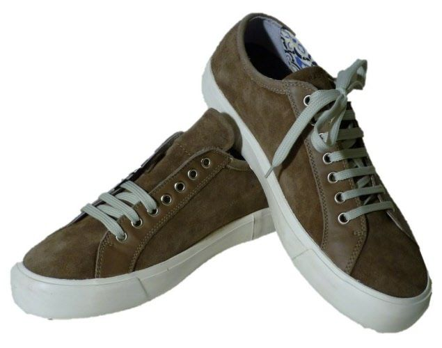 Mens casual fress shoes, made in Italy by Frau
