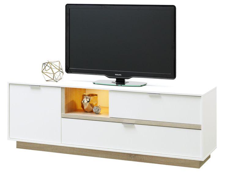 Tv lowboard weiß modern  Die besten 25+ Lowboard weiss Ideen auf Pinterest | Pharao ...