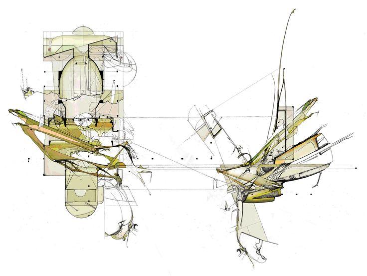 of paper and things: drawing   dan slavinsky