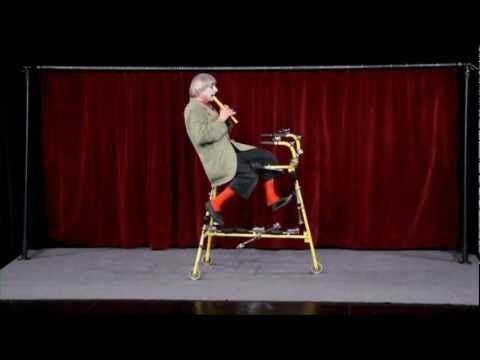 Clown Dimitri Solo - Kurztrailer Teatro - YouTube