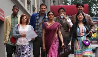 A brief description of the film English Vinglish from our Blog.