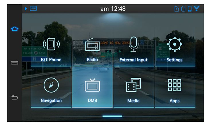 car navigation gui - Google 검색