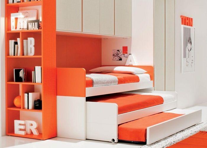 20 camas y literas juvelines originales y funcionales for Literas originales y baratas