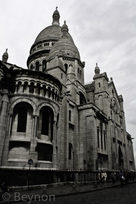 Sacre Coeur - Paris, France