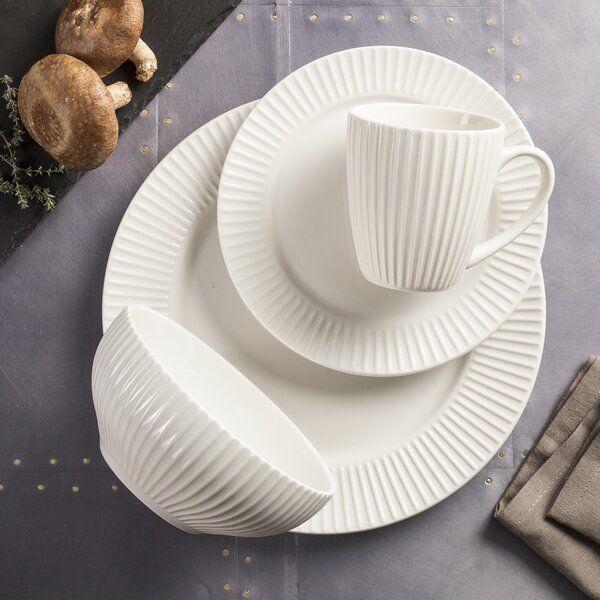 Sango Aventura 32 Piece Dinnerware Set Service For 8 Wayfair