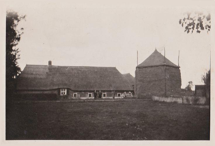 oude boerderij in Holten bij Hasselt (overijssel)