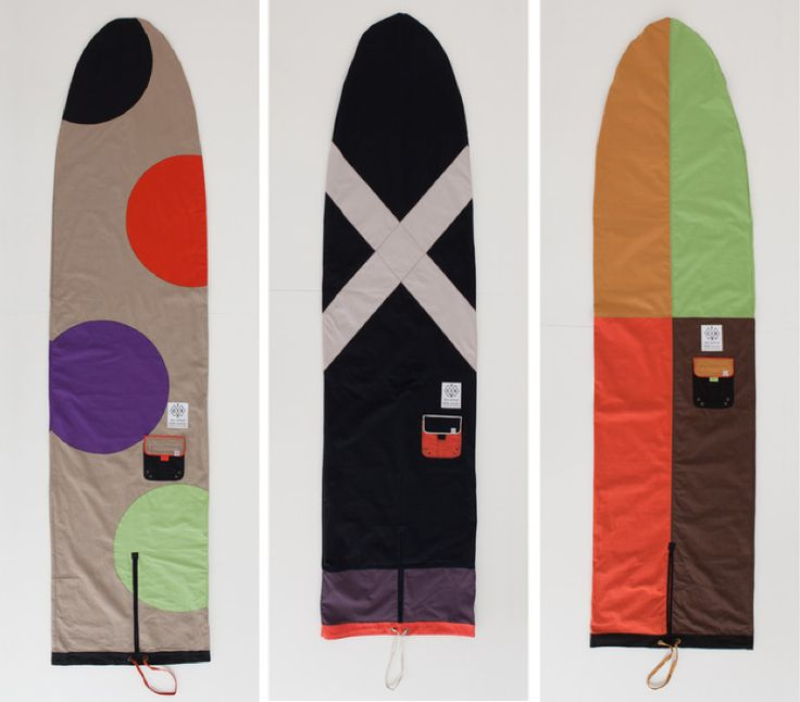 Tomboy Style: GEAR | Surfboard Bags by The Critical Slide Society