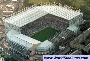 Sports Direct Arena, Newcastle