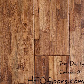 Mission Collection (Palomar) Carmel Hickory Hand Scraped Hardwood.8