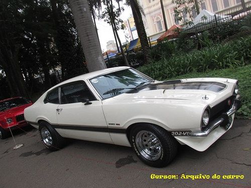 Ford Maverick GT