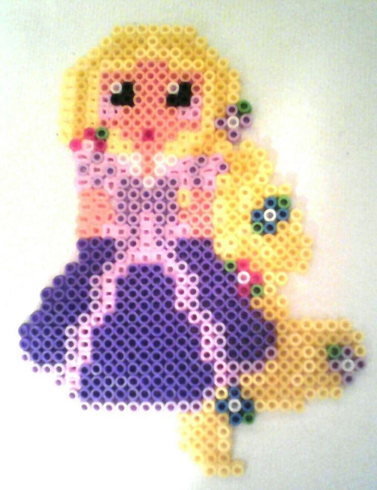 Rapunzel de hamma