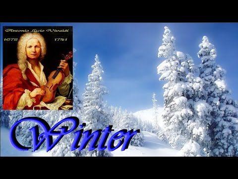 ANTONIO VIVALDI -  L 'Inverno (Winter) - Music Ask Day 16