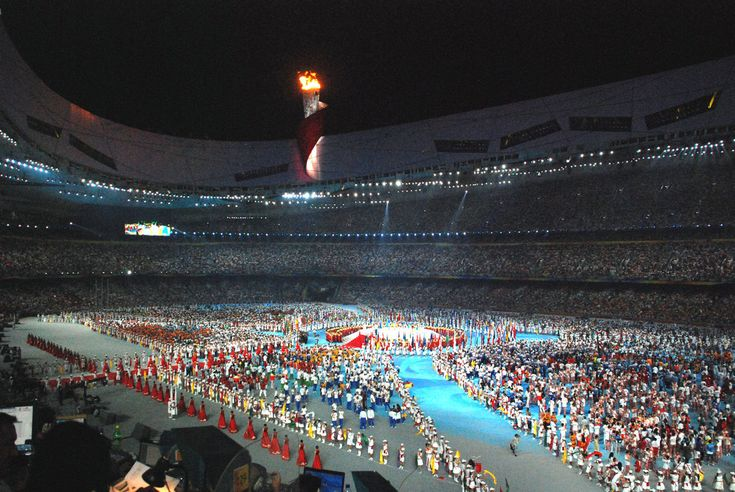 The modern Olympic Games or Olympics are leading international sporting events featuring summer and winter sports competitions in which thousands of athletes from around the world participate in a variety of competitions. The Olympic Games are considered the world's foremost sports competition with more than 200 nations participating.[2] The Olympic Games are held every four years, with the Summer and Winter Games alternating by occurring every four years but two years apart.