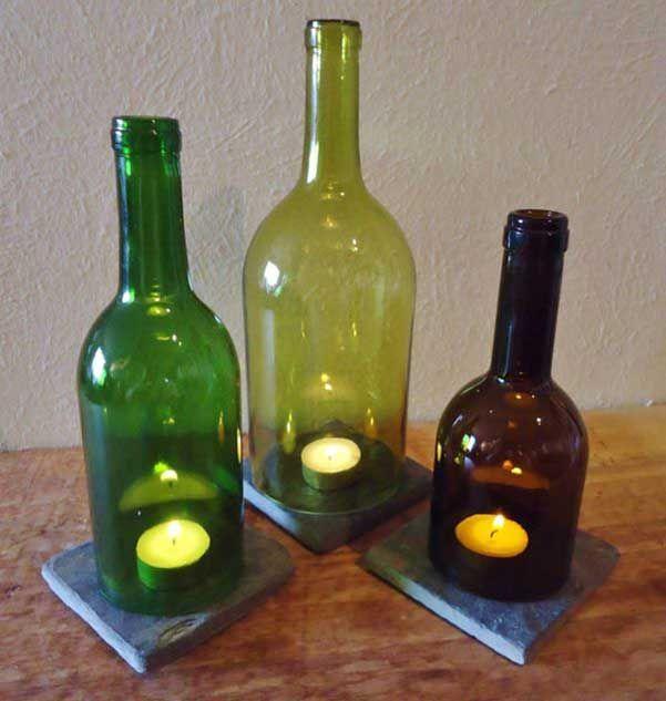 10 ideas para decorar una botella de vino.   Mil Ideas de Decoración