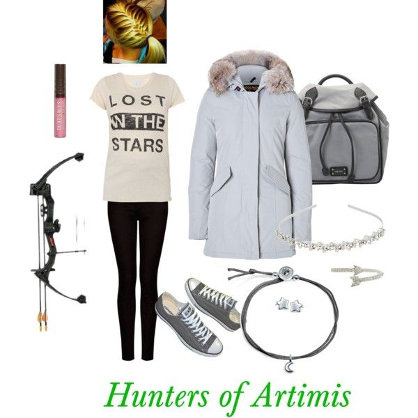 how to become a hunter of artemis