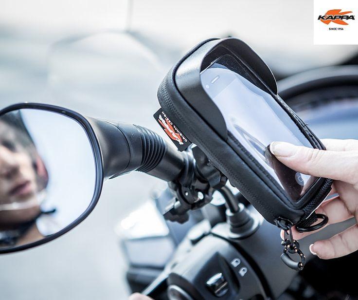 Os Técnicos do K•LAB da KAPPA passam os dias a pensar nos melhores #acessórios que irão mudar forma de andar de #moto. Veja os acessórios que a Lusomotos tem para si! #lusomotos #kappa