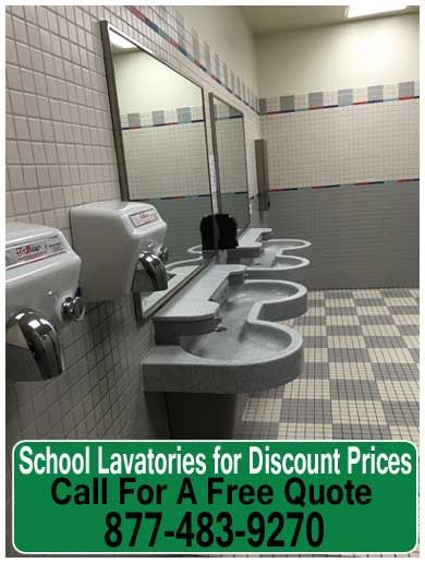 Best Commercial Lavatories And Sinks Images On Pinterest - Ada compliant commercial bathroom sinks