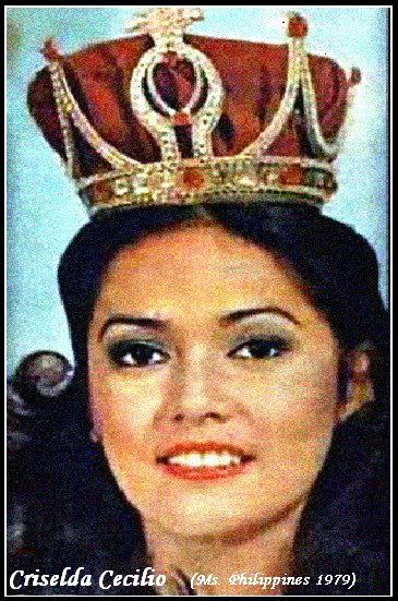 Losing in a contest is one thing but failing to win a crown then falling from the stage afterwards is something else. That's called double whammy. Sadly, this is the fate that Criselda Cecilio met during the 1979 Miss Universe.  Shortly after Maritza Sayalero of Venezuela was crowned, dozens of other contestants as well as members of the press rushed towards the stage to congratulate her. Due to overloading, a part of the catwalk collapsed.