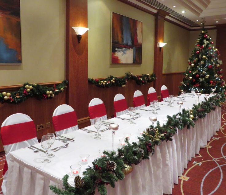 15 best weddings at newcastle gateshead marriott hotel metrocentre christmas wedding top table in the european suite junglespirit Gallery