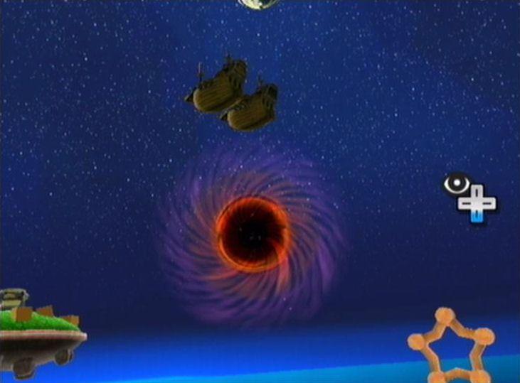 Black Hole Super Mario Galaxy Super Mario Galaxy Super Mario Black Hole