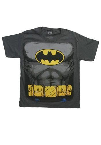 Boys Batman Costume T-Shirt