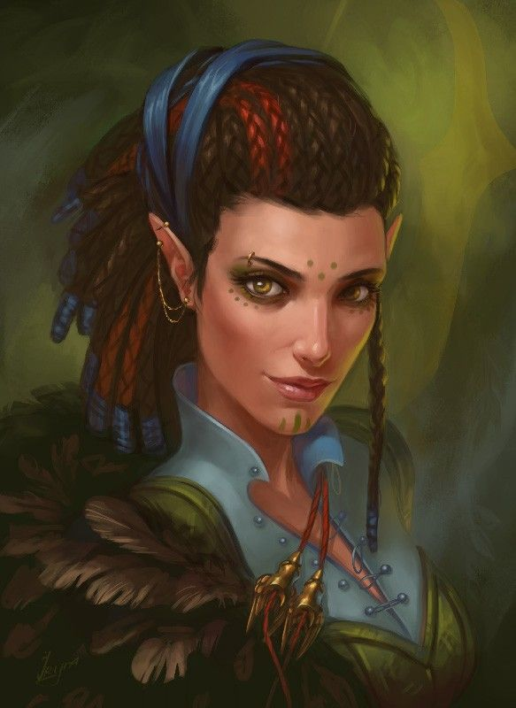 Pin By Gavin M On D D Character Art Character Portraits
