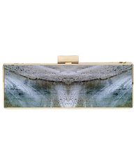 Super artistic clutch  by Heather Offord.